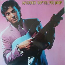 "12"" Vinyl Ry Cooder Bop Till You Drop (Little Sister, I Can`t Win) 70`s Warner"