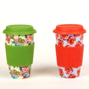 Ceramic eco mug - Red