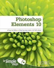 Photoshop Elements 10: In Simple Steps  (UK IMPORT)  BOOK NEW
