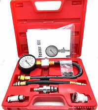 Automotive Compression Tester 2 Adapters 2-1/2