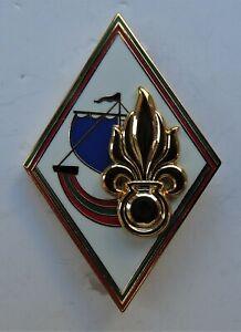 French Foreign Legion Recruiting Group GRLE Badge/Brevet