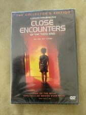 Close Encounters of the Third Kind Widescreen Collector's Edition New And Sealed