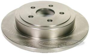 Disc Brake Rotor-Performance Plus Brake Rotor Rear Tru Star 491760