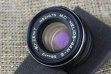NEW Helios-44-6 85mm 2 Lens 58mm FIT Fuji Fujifilm XF X PRO1 A1 M1 E2 E1 camera