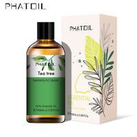 PHATOIL 10/30/100ML Tea Tree 100% Pure Aromathérapie Huiles Essentielles Bio