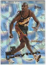 """1995-96 TOPPS POWER BOOSTER: GARY PAYTON #290 SEATTLE SUPERSONICS""""THE GLOVE"""" HOF"""