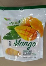 35.2 oz Dried Mango,PARADISE GREEN PREMIUM QUALITY,Naturally Sweet,Calcium,Snack
