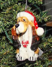 WINCHESTER, Bassett Hound Ornament (Top Dogs by Lynda Corneille) Westland, 20270