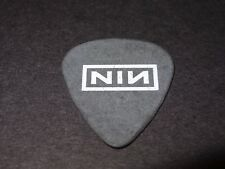Robin Finck Rare NIN Nine Inch Nails Stage Used Tour Guitar Pick Guns N' Roses