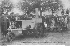 18 EXPOSITION AUTOMOBILE AGRICOLE DE BOURGES TRACTEUR ESSENCE PILTER