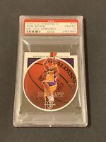 2003 Upper Deck Standing O! Die-Cut Embossed Kobe Bryant #33 PSA 10 GEM MINT