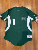 Wilson Vintage University of hawaii Warriors Baseball jersey Rare Sz M  WAC