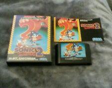 Sonic the hedgehog 2 Sega megadrive