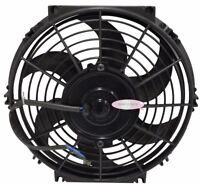 10 INCH LOW PROFILE HIGH PERFORMANCE 12v THERMO FAN
