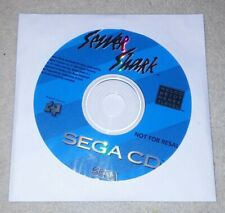 Classic Sega CD CDX Compilation Disc Sewer Shark Disc only