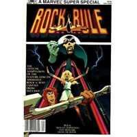 Marvel Comics Super Special #25 in Very Fine condition. Marvel comics [*ca]