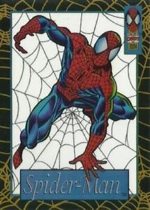 THE AMAZING SPIDERMAN 1994   SUSPENDED ANIMATION 1 TO 12 BY FLEER   CHOOSE