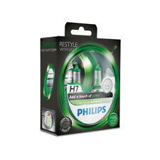 Philips H7 ColorVision Green Grün +60% Set 2x H7 12V 55W 12972CVPGS2