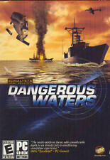 DANGEROUS WATERS Naval Warfare (PC SIM Game) FREE US SHIPPING