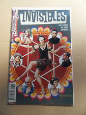 The Invisibles (V2) 8 . DC / Vertigo . 1997 . VF