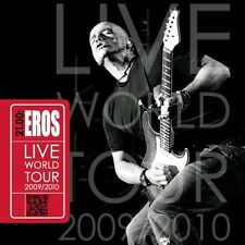 Eros Ramazzotti - 21.00: Eros Live World Tour 2009 / 2010 [New CD] Holland - Imp