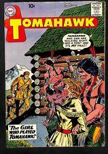 Tomahawk #69 VG+ 4.5 Beautiful Copy!