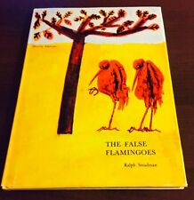 The False Flamingoes By Ralph Steadman-Signed by Steadman-1968 Dobson-1st-Scarce