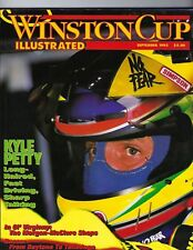 Winston Cup Illustrated Sept 1993 Featuring Kyle Petty