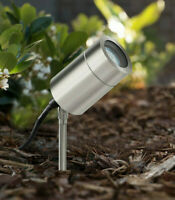 Modern Stainless Steel Garden Ground Spike light Adjustable Outdoor 240V ZLC05