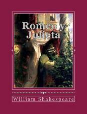 Romeo y Julieta by William Shakespeare (2016, Paperback)