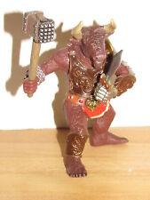 "Papo 38931 Fantasy Minotaur 4"" Pvc Miniature Figurine 2006 mythology"