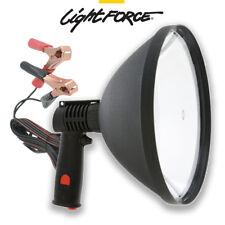 LIGHTFORCE 240mm BLITZ HANDHELD 100w HALOGEN SPOTLIGHT HUNTING ALLIGATOR CLIP SL