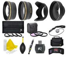 52mm Lens Filters Bag Macro Lens Kit for Nikon D5500 D5300 D3300 D3200 D3100 D90