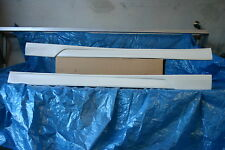 Pair of x style conversion side skirts made for VT/VU/VX Holden Commodore Ute