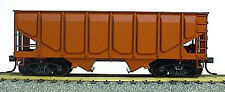 ACCURAIL HO SCALE 55 TON PANEL SIDE TWIN HOPPER UNDECORATED NEW 2800