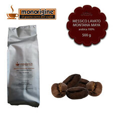 Caffè in Grani Messico Lavato SHG Montana Maya 500 gr - Monorigine Arabica 100%