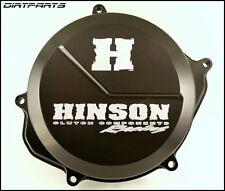 Hinson Racing High Performance Billet Clutch Cover Yamaha YZ250F WR250F 2001-13