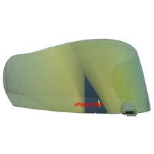 HJC Helmet Shield / Visor HJ-25 Gold Mirror For R-PHA MAX , rpha max evo