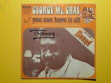 GEORGE Mc CRAE You can have it all XB 02012