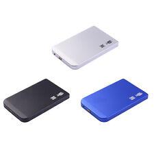 "USB 3.0 2.5"" External Enclosure SATA Hard Drive Mobile Disk HDD Case Box Black"