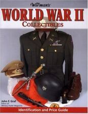 Warman's World War II Collectibles: Identification and Price Guide-ExLibrary