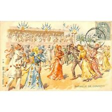 [06] Nice - Le Carnaval. Bataille de confetti.
