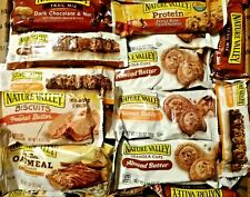 86 NATURE VALLEY LUNCH BAG OFFICE TREAT BAR ENERGY NUTRITION BARS 2020 FREE S/H!