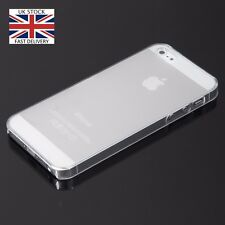 I-Phone 5  5s  iPhone SE Clear Protective Hard Shockproof iPhone Case cover