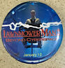 LAWNMOWER MAN 2 Pin Button 1996 Horror Movie Stephen King No DVD Blu-ray