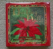 Decking the Halls Folklore and Traditions of Christmas Plants VG+ HC/DJ/Cover