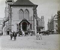Suisse Lausanne Foto PL53L7n18 Stereo Placca Lente 1908