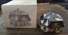 "Dept. 56 Heritage Village Alpine Village Series ""Bakery & Chocolate Shop""#56146"