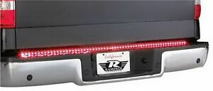 Rampage Universal 49In LED Tailgate Light Bar with Reverse Light Function 960137