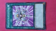 Monster Reincarnation Spell 1st Edition Yugioh Trading card Game Konami English